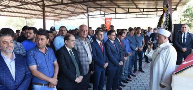 Şehit Ahmet Kara'ya Son Veda