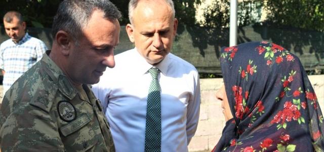 Şehit Mehmet Dursun İçin Mevlid-i Şerif Okundu