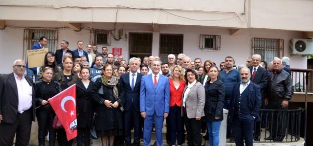 Seküçoğlu Arsuz'da Göreve Talip