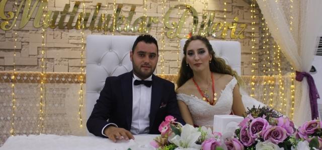 Selim ile Hamide Mutluluğa Yelken Açtılar!