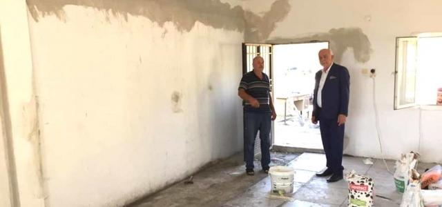 Çınarlı'ya Muhtarlık Binası Yapılıyor
