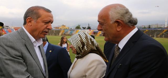 Seyfi Dingil: 'Cumhurbaşkanımızı Coşku İle Karşılayacağız'