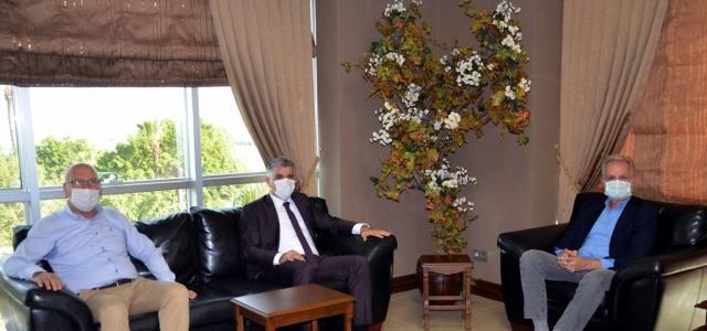 SGK İl Müdürü Bal İTSO'yu Ziyaret Etti