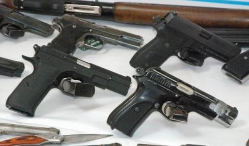 Silah Ticaretinden 5 Kişi Tutuklandı