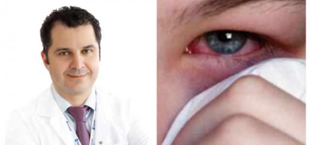 Sonbaharda Göz Alerjisine Dikkat
