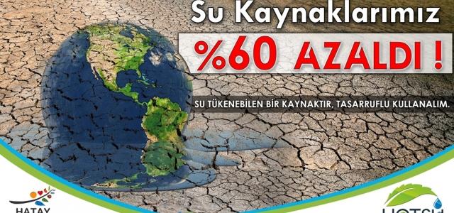 'Su Tükenmez Bir Kaynak Değildir'