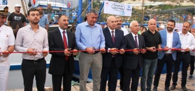 Su Ürünleri Av Sezonu Açıldı