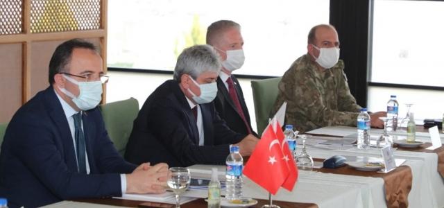 Suriye Görev Gücü Kilis'te Toplandı