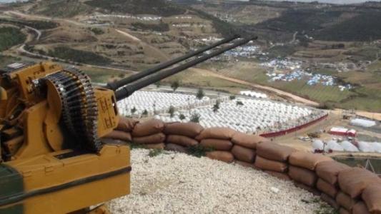 Suriye Sınırında Güvenlik Önlemleri Üst Seviyede
