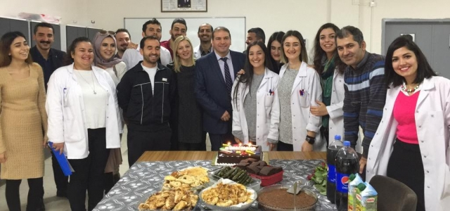 TEKNOKENT Öğretmenleri Günlerini Kutladı