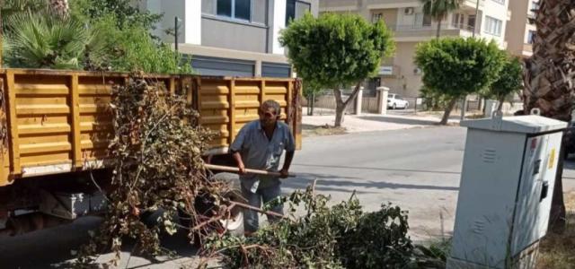 Temiz Bir Kent İçin Çalışmalar Sürdürüyor