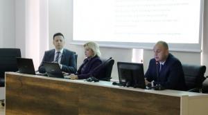 Afet Koordinasyon İletişim Grubu Toplandı