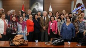 Altın Defne Edebiyat Ve Şiir Ödülleri Sahiplerini Buldu