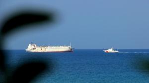 Angus Yüklü Gemi Körfez Açıklarında Bekletiliyor