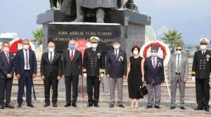 Anıt Alanında Cumhuriyet Bayramı Töreni