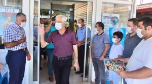 Arsuz Belediyesi Bayramlaştı