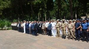 Arsuz'da 15 Temmuz Demokrasi ve Milli Birlik Günü Programı