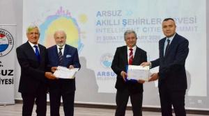 Arsuz'da Akıllı Şehirler Zirvesi