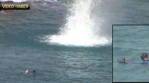 Arsuz'da Dinamitle Balık Avlayanlar Kameraya Yakalandı