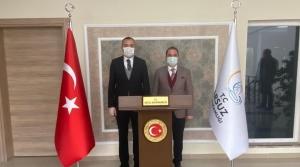 Arsuz'da Turizm Fakültesi İstişaresi