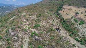 Arsuz'da Yamaç Paraşütü Kalkış Alanı Yapımına Başlandı
