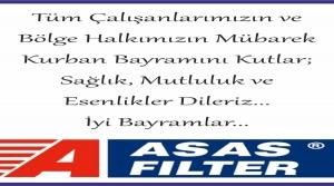 ASAŞ FİLTRE
