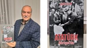 'Atatürk Dörtyol'da' Kitabı Çıktı