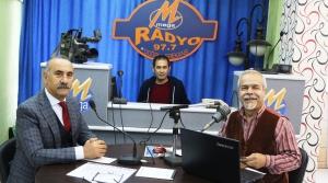 Başkan Culha Radyo Mega'ya Konuk Oldu!