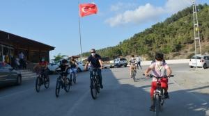 Başkan Gül, Sağlığa Pedal Çevirdi