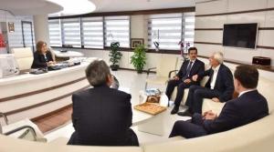 Başkan Güven'den Ankara Çıkarması
