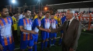 Başkan Güven'den, Arsuz Belediye Spor'a Tam Destek