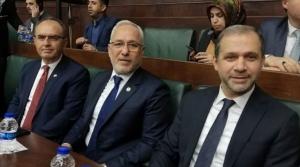 Başkan Tosyalı Ak Parti Grup Toplantısında