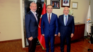 Başkan Tosyalı: 'Her Zaman Dayanışma İçerisinde Olacağız'