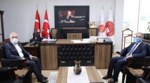 Başkan Tosyalı'dan Başsavcı Çelikkol'a Ziyaret