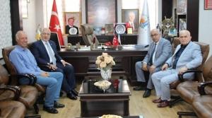 Başkan Tosyalı'dan Nezaket Turu