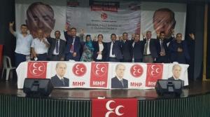 Başkan Turan Bozkurt Güven Tazeledi