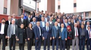 Belediye Meclisi Yılın Son Toplantısını Gerçekleştirdi