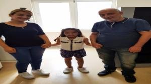 Beyin Kanaması Geçiren Çocuk Hayata Tutundu