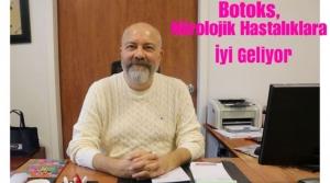 Botoks Nörolojik Hastalıklara İyi Geliyor