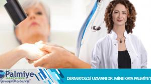 Dermatoloji Uzmanı Dr. Mine Kaya Palmiye'de