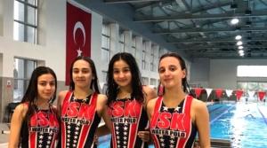 Dört Sporcu U15 Sutopu Milli Takım Kampında