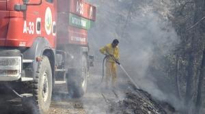 Dörtyol Orman Yangını Kontrol Altında