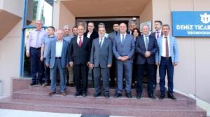 DTO Yönetimine Hayırlı Olsun Ziyaretleri