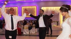 Düğün Mehter Marşıyla Başladı!