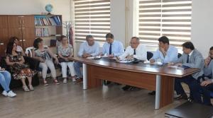 Eğitim İstişare Toplantısı Yapıldı