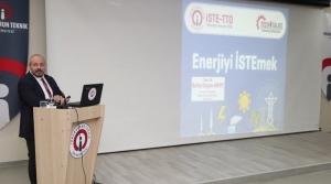 Enerji Teknolojileri İSTE'nin Odağında