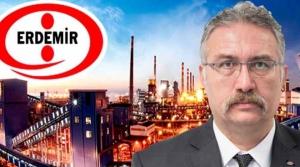 Erdemir'in yeni Genel Müdürü Salih Cem Oral
