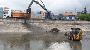 Feyezan Kanalı Temizleniyor