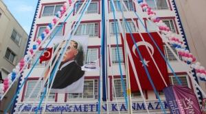 Güney Kampüs Metin Kanmaz Koleji Törenle Açıldı