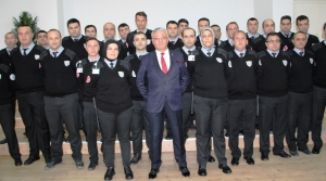 Güvenlik Personeline Hizmet İçi Eğitim Semineri